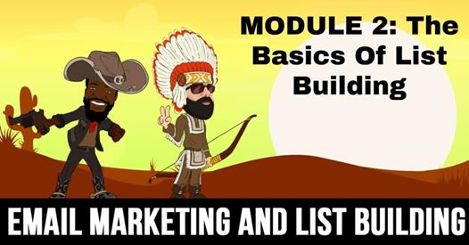The Basics of List Building