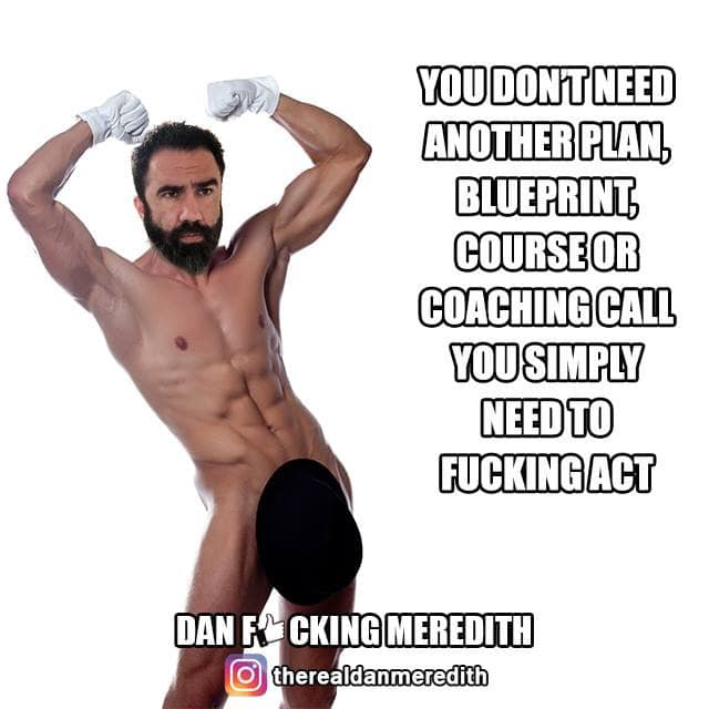 You Don't Need Another Plan