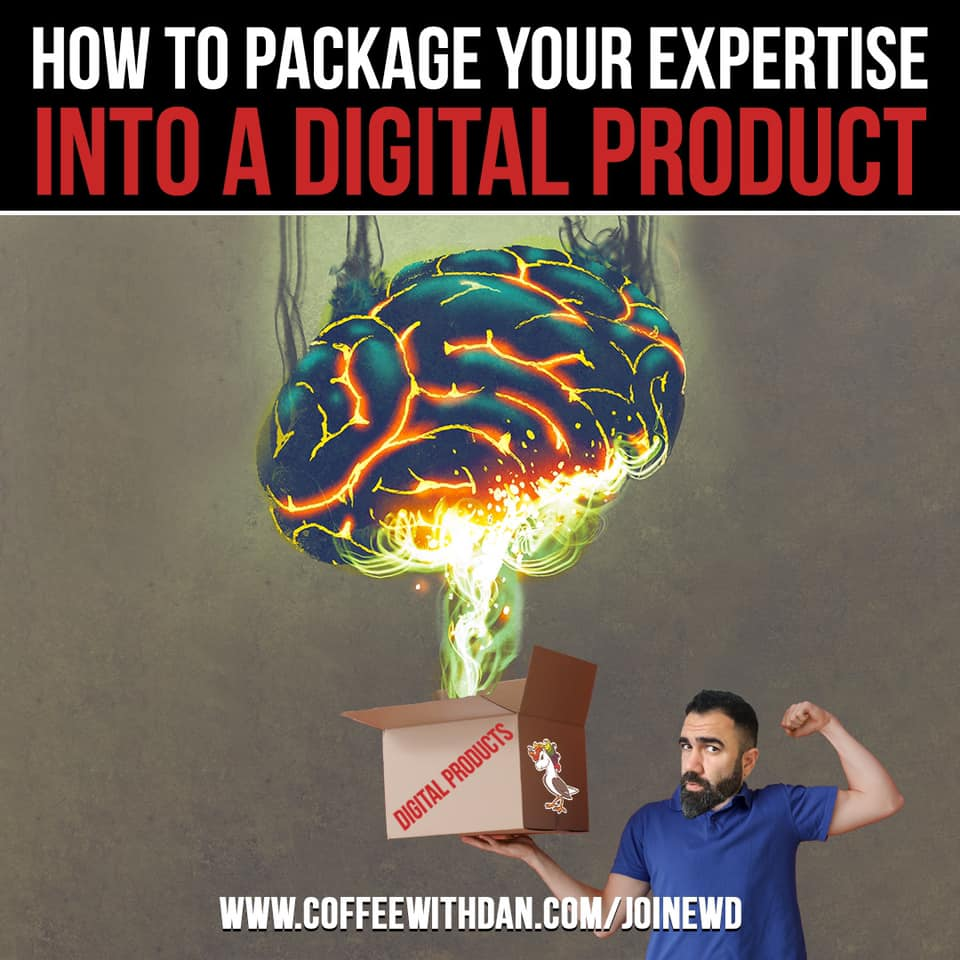 How To Package Your Expertise Into a Digital Product